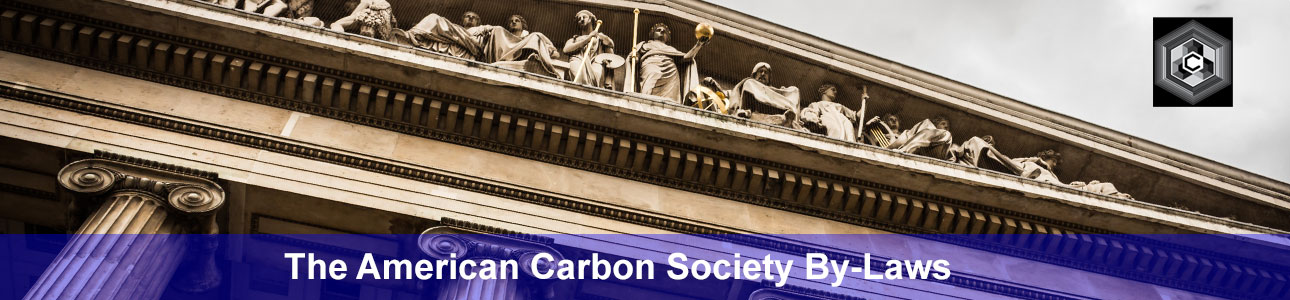 The American Carbon Society By-Laws - Background Photo By Sebastien Pichler
