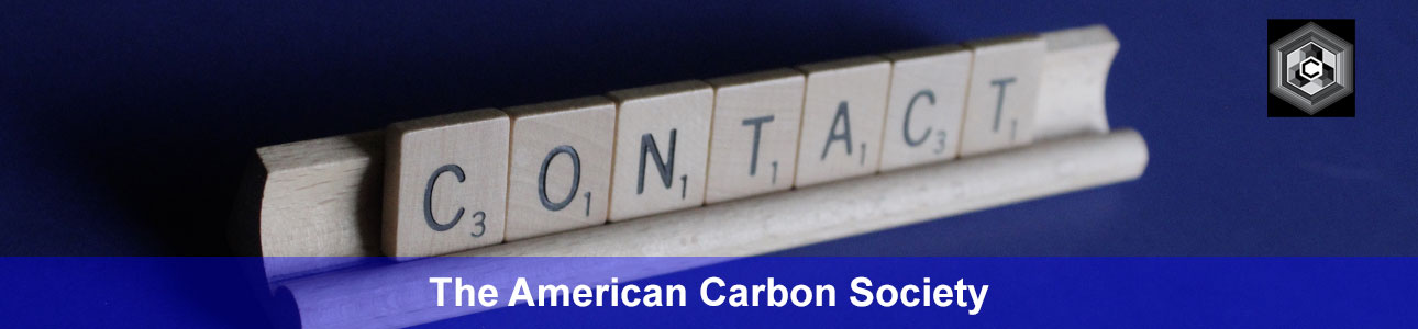 Contact The American Carbon Society - Background Photo By Melinda Gimpel