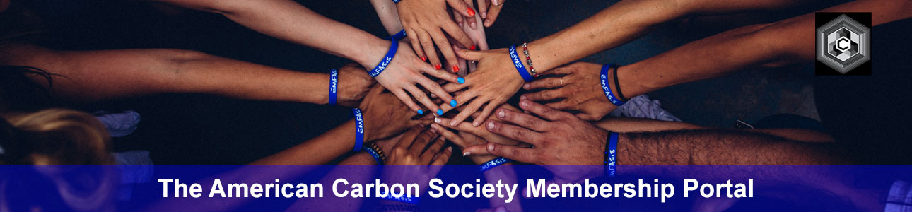 The American Carbon Society Membership Portal - Background Photo By Perry Grone