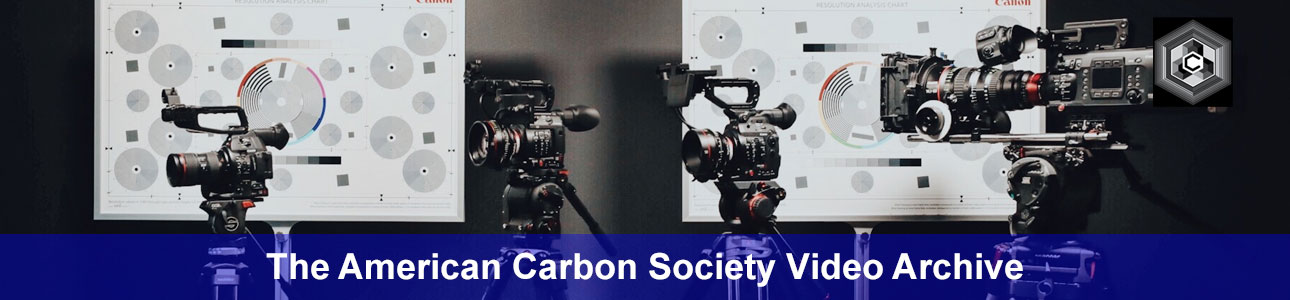 The American Carbon Society Video Archive, Photo by ShareGrid