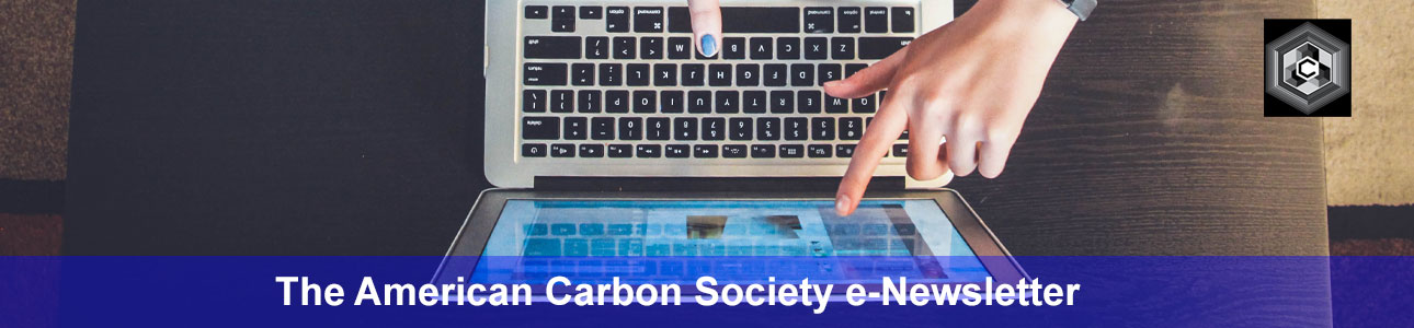 The American Carbon Society Newsletter Archive, Background Photo by John Schnobrich