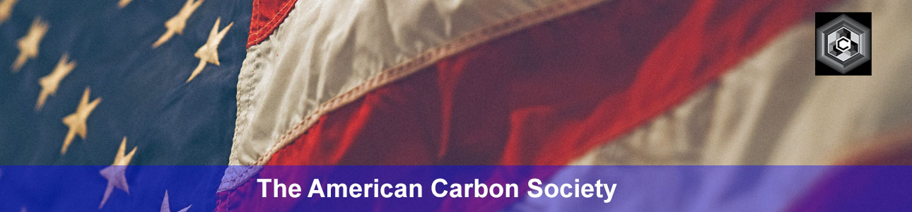 The American Carbon Society - Background Phot By Samuel Branch