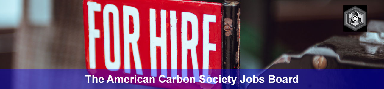 The American Carbon Society Carbon Jobs Board, Background Photo by Clem Onojeghuo
